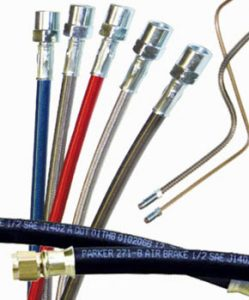 parker hydraulic hoses
